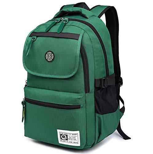Schultasche Wasserdichter Wanderrucksack Cooler Sportrucksack Laptop Bag Schulrucksack