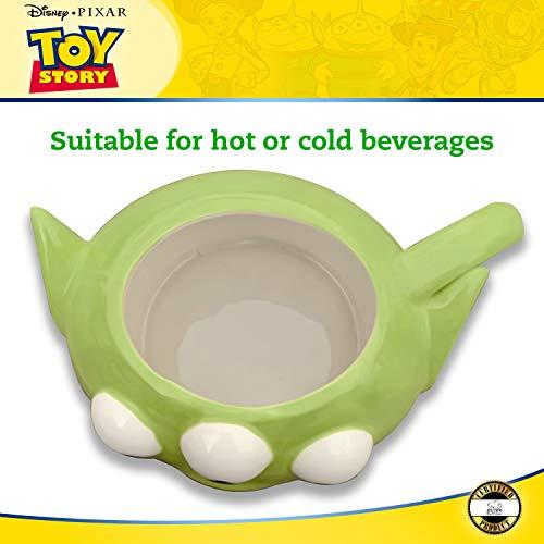 3D Tasse in Grün Toy Story