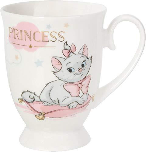 Disney Geschirr - Marie Becher - Aristocats - Tasse mit Geschenkbox