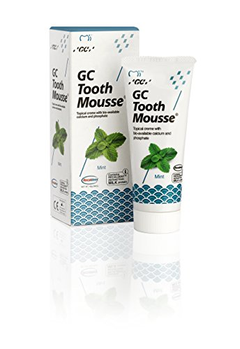 GC Tooth Mousse Minze 35ml