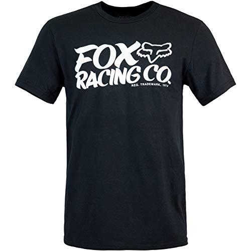 Fox Wayfarer - Camiseta para hombre negro L