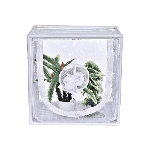 Mini Invernadero De Plantas Multifuncional, Invierno Cálido Cobertizo De Aislamiento A Prueba De Insectos Tienda De Plantas De Jardín para Interiores Y Exteriores(30x40x40cm)