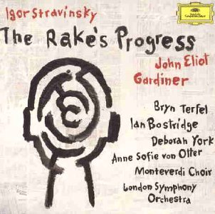 Igor Stravinsky: The Rake's Progress (Gesamtaufnahme)