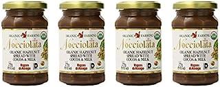 Nocciolata Hazelnut w/Cocoa & Milk 4x 9.52 Oz