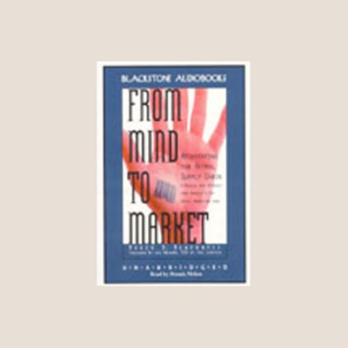 From Mind to Market audiobook cover art