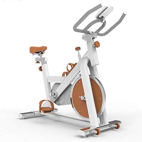 Life HS Fitness Ejercicio Bike Cross Trainer con La Pantalla Ajustable Resistencia Ejercicio Bicicleta con Pedal, Equipo De Ejercicio Super Mute para Uso Doméstico