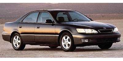 1998 lexus es300 weight