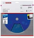 Bosch Professional Lame de scie circulaire Expert for High-Pressure Laminate (pour laminé haute pression, 254 x 30 x 2,8 mm, accessoire de scie circulaire)