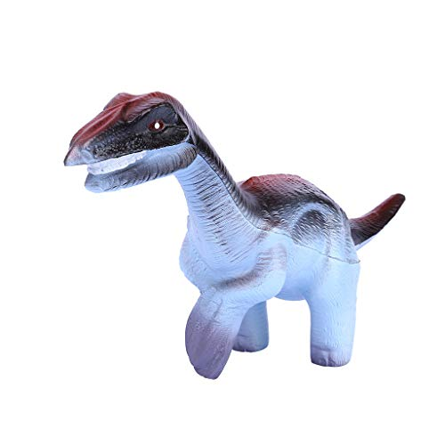 Zoo World Realistic Dinosaur Figure Slow Rising Collection Stress Reliever Toy, Toys and Hobbies (Multicolor)