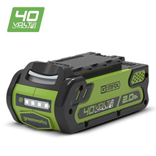 Greenworks Batterie 40V 2Ah Lithium-ion (sans chargeur) - 29717