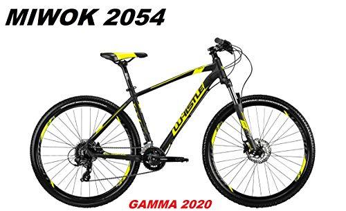 WHISTE MIWOK 2054 fiets 27,5 Shimano 16 V SUNTOUR XCT HLO Gamma 2020