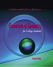 Best essentials of geometry for college students Reviews