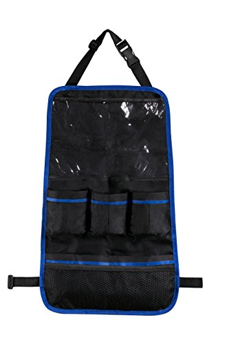 Back Of Seat Car Organizer For Kids and Family. Storage...