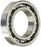 NTN Bearing 6008 Single Row Deep Groove Radial Ball Bearing, Normal Clearance, Steel Cage,...