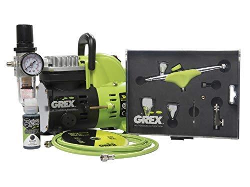 Grex GCK05 Genesis XGi3 Airbrush Combo Kit