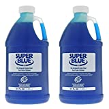 Robarb 20155A Super Blue Crystal Clear Pool Water Clarifier, 1/2 Gallon (2 Pack)