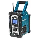 Makita DMR107 7.2-18V AM/FM Job Site Radio