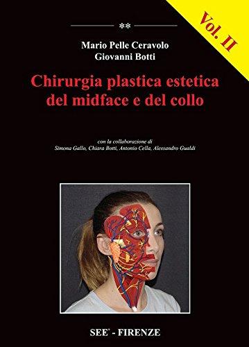 Chirurgia plastica estetica del midface e del collo: 2