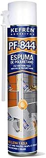 comprar comparacion ESPUMA DE POLIURETANO AUTO-EXPANSIVA - KEFREN PF-844 - ENVASE 750 ML.