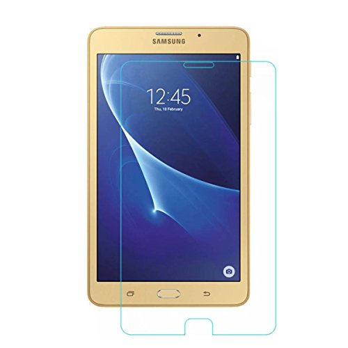 Fastway Tempered Glass Screenguard for Samsung Galaxy J7 Max (7Inch) Screen Guard Scratch Protector