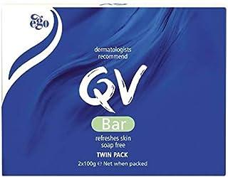 QV Bar 100g Twin Pack