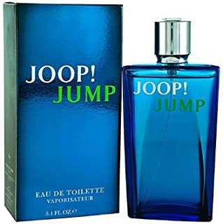 Joop! Jump Eau de Toilette Spray for Men, 3.4 Ounce