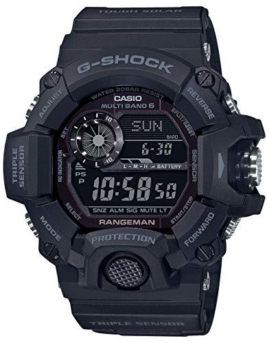 Casio G-Shock Men's GW9400-1B Digital Watch Black