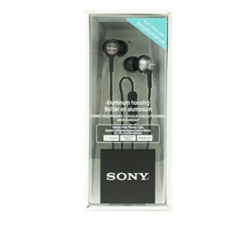 Sony MDREX450APH In-Ear-Kopfhörer grau Bild 3*