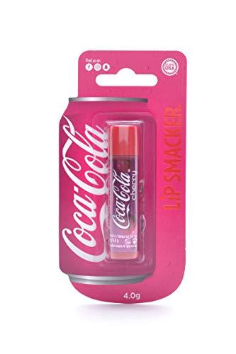 Markwins Lip Smaker - Coca Cola Lippenpflegestift mit originalem Cherry Coke Geschmack