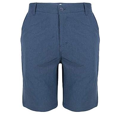 Amazon - 51% Off on Golf Shorts for Men Hybrid Athletic Dry Fit Amphibian Chino Walk
