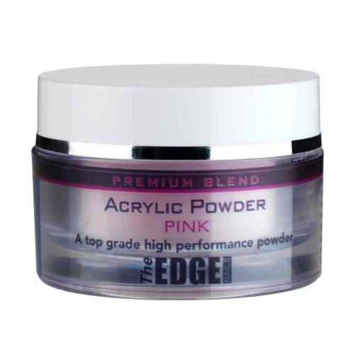 The Edge Premium Blend Acrylic Powder, Pink 8 g