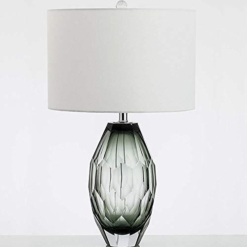 Damai Diseñador posmoderna Minimalista lámpara de Cristal Modelo de Habitaciones Personalidad Dormitorio Principal Sala de Estar Modelo habitación Creativa decoración de la Tabla 36x65cm