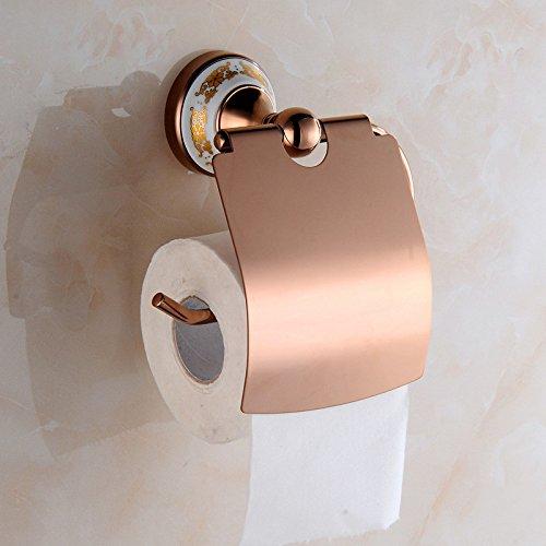 GFEI l'or rose titulaire de document porte - serviette / pq / papier porte - serviette