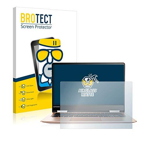BROTECT Entspiegelungs-Panzerglasfolie kompatibel mit Lenovo Yoga 710 14IKB - Anti-Reflex Panzerglas Schutz-Folie Matt