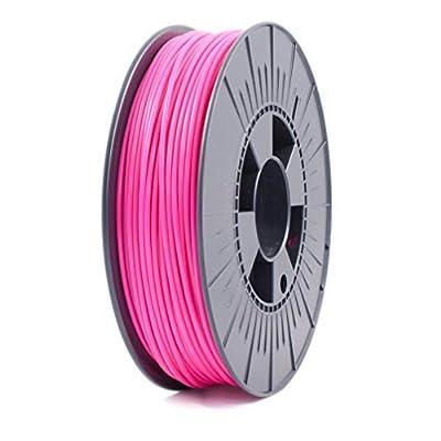ICE Filaments ICEFIL3PLA130 PLA filament, 2.85mm, 0.75 kg, Precious Pink