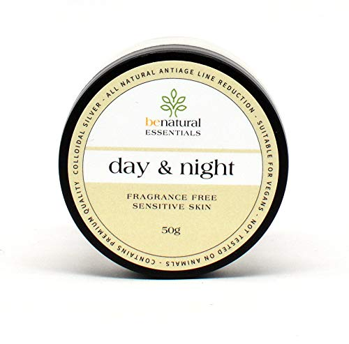 Benatural All-Natural Antiage Day and Night Cream, 50 ml for Sensitive...
