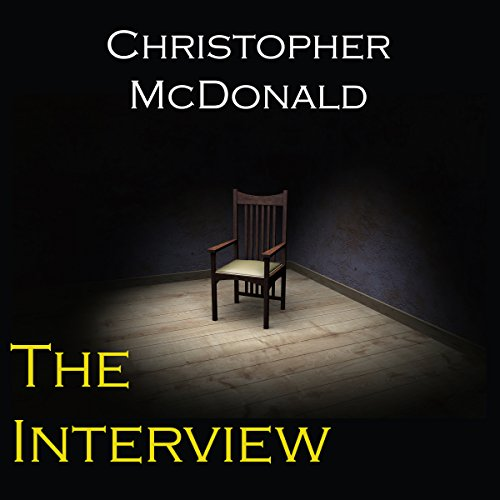 The Interview audiobook cover art
