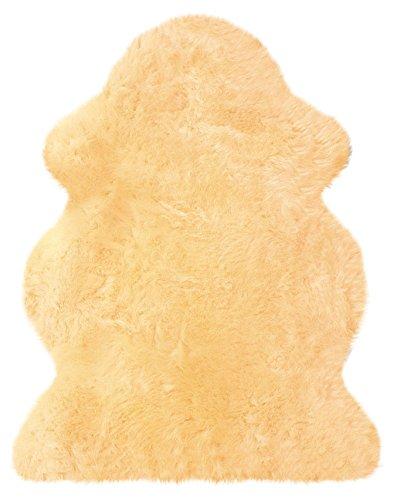 HEITMANN Baby Lammfell gold-beige geschoren 70-80 cm