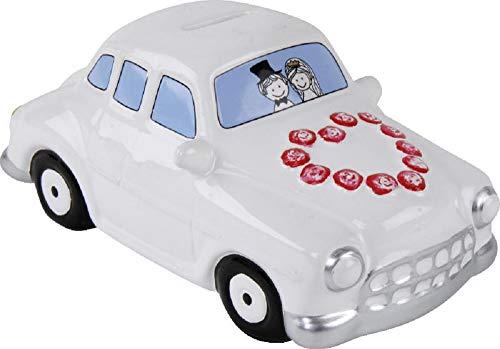 Home Collection Hucha para boda, coche, boda, coche, 22,2 x 11,5 x...