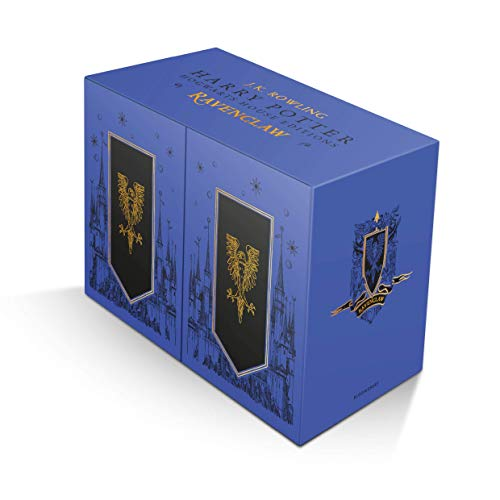 Harry-Potter-Ravenclaw-House-Editions-Hardback-Box-Set-JK-Rowling-Hardback-Box-Set