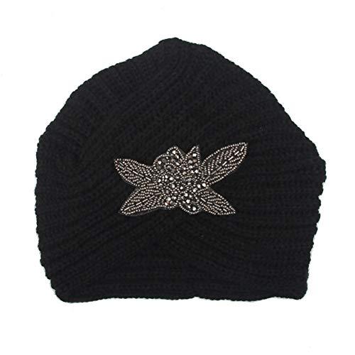 Europa Y Los Estados Unidos Nuevo Adulto Diagonalmente Cuatro Esquina Flor De Ciruelo Sombrero Sombrero Cálido Sombrero