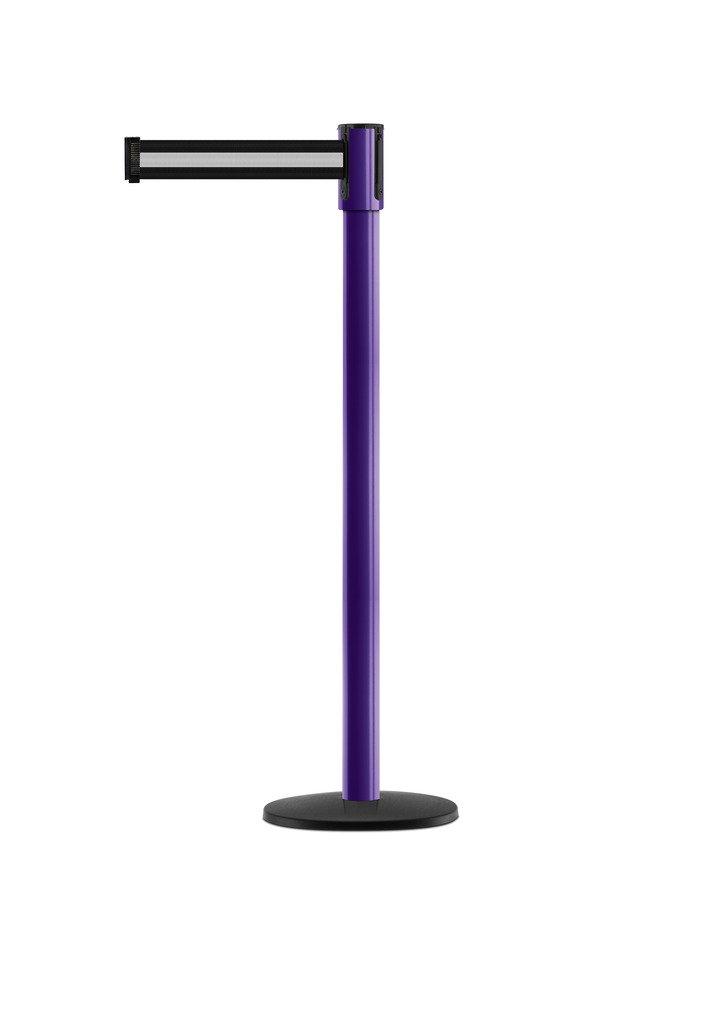 Tensabarrier - Sale Special Price 890B-33-94-94-STD-NO-S3X-C purple Inexpensive wide post 2