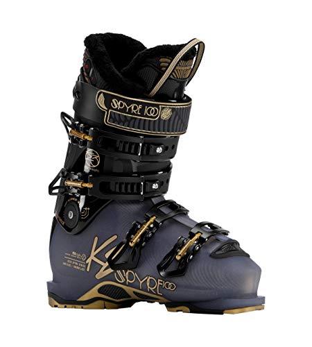 K2 - Chaussure De Ski Spyre 100 Sv Noir Femme - Femme - Taille 27.5 - Noir