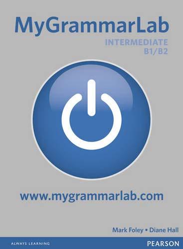 MyGrammarLab Intermediate (B1/B2) Student Book without Key
