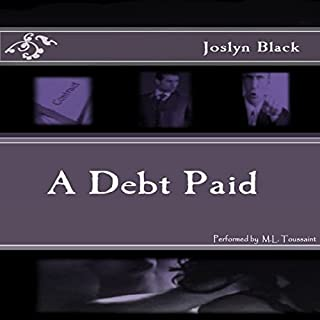 A Debt Paid audiobook cover art