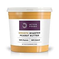 Beurre de cacahuète 100% naturel et croquant d'une grande marque de nutrition sportive Riche en protéines et en fibres Sans conservateurs, sucre, sel ou huile de palme ajoutés Source de nourriture riche en calories, parfaite pour tous ceux qui mènent...