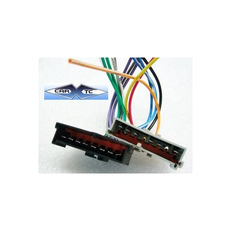 amazon.com: carxtc stereo wire harness fits into a ford bronco 73 74 75 76  77 78: car electronics  amazon.com