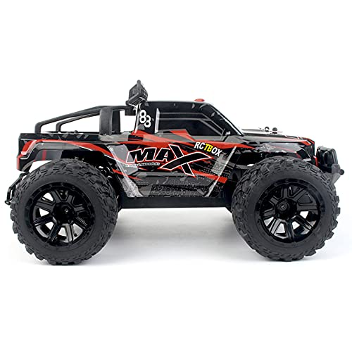Todos Los Coches RC De Terrain 1:14 Scale High Speed of-Road Vehicle Car 25 Km/H Off Road Monster Trucks Electric Vehicle Toy Gifts Regalos