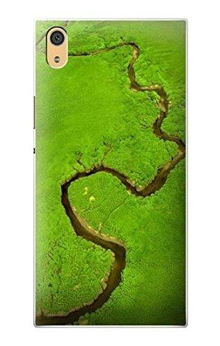 Innovedesire Amazon River Funda Carcasa Case para Sony Xperia XA1 Ultra
