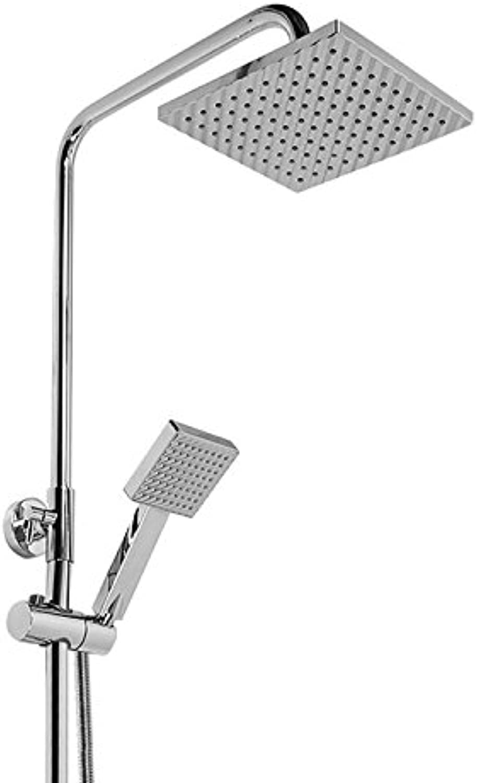 General Bathroom-Grade Copper Type Explosion-Proof Shower Bathroom Bathroom Shower Tap Set